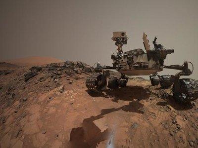 Un timelapse de cinco años recorriendo Marte