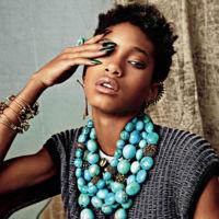 A sus 14 años de edad, Willow Smith firma con la agencia de modelos Society Agency
