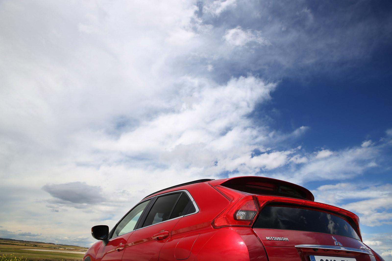 Foto de Mitsubishi Eclipse Cross, toma de contacto (112/124)