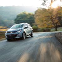 ¡Superó las espectativas! El Chevrolet Bolt EV logra un rango oficial de 383 kilómetros