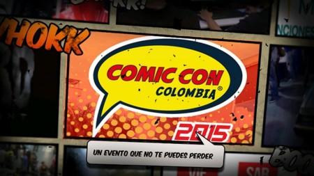 Inicia el Comic con Colombia 2015 en Medellín