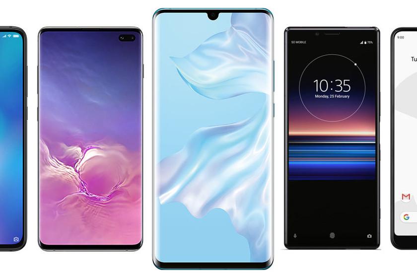 QnA VBage Huawei P30 y Huawei P30 Pro, comparativa: así quedan contra Samsung Galaxy S10+, Xiaomi Mi 9 y resto de gama alta