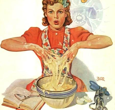 Y en pleno apogeo del feminismo, Telecinco reedita un programa basado en que el lugar de las mujeres es la cocina