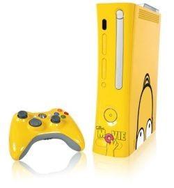 Una Xbox 360 de Los Simpson