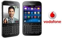 Precios BlackBerry Classic con Vodafone