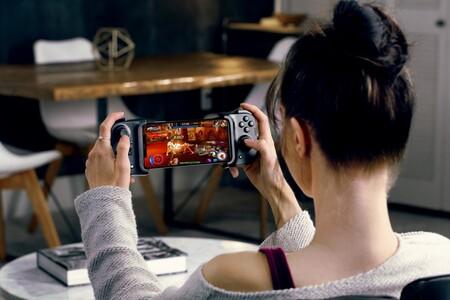 Kishi de Razer para iPhone
