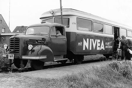 Borgward Sylt Tren 1965