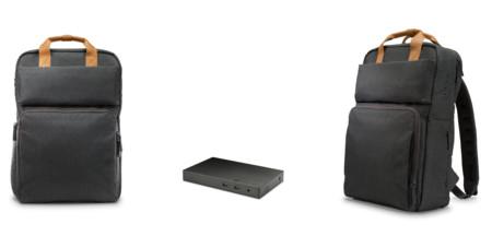 ¿Una mochila ideada para llevar y cargar tus gadgets? Mira la Powerup Backpack de HP