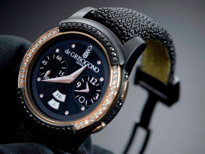 El Apple Watch Edition era un lujo... hasta que conocimos el Samsung Gear S2 by de GRISOGONO