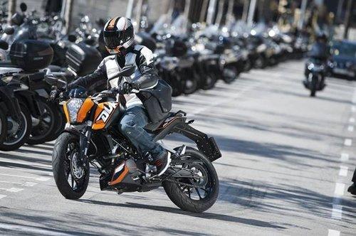 KTM200Duke,paralosquequierenunpocomás