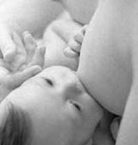 Las madres obesas son menos propensas a amamantar