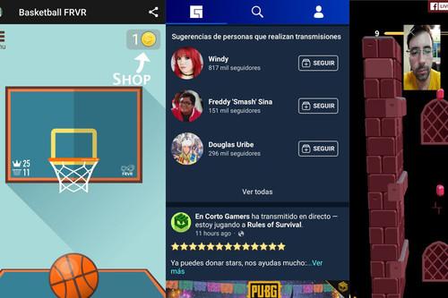 Probamos fb.gg para Android, la nueva app para gamers de Facebook para ver y retransmitir juegos