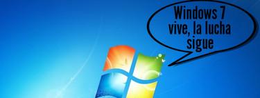 Año y medio para el fin del soporte de Windows 7, ¿otro nuevo caso de resistencia al cambio?