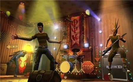 'Guitar Hero: World Tour': fecha europea y lista definitiva de temas
