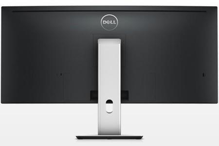 Dell U3415w Rear View