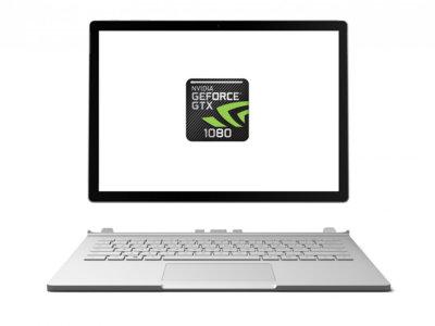 La todopoderosa Nvidia GeForce GTX 1080 cabe en portátiles y los llevará a un nuevo nivel