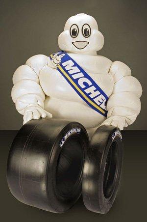 Michelin entrega el primer juego de neumáticos a DeltaWing