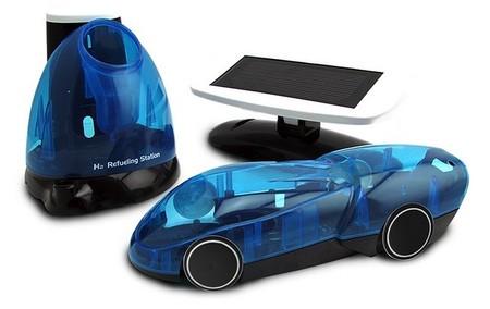 i-H2GO: un coche de radiocontrol que funciona con hidrógeno por 173 euros