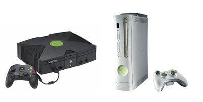 XBox y XBox 360