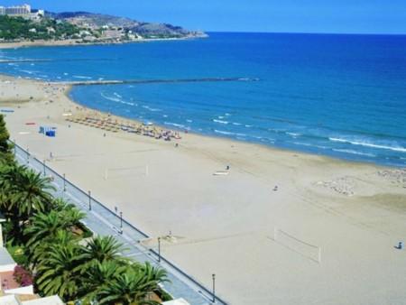 Playa de la Almadraba (Benicàssim, Castellón)
