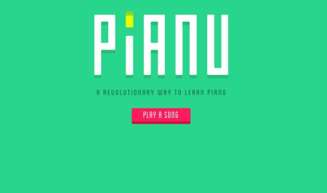 Pianu, una academia de música online para aprender a tocar el piano a tu ritmo