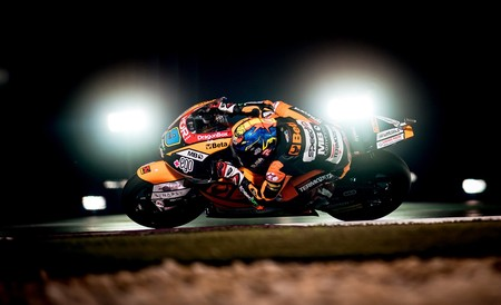 Jorge Navarro Catar Moto2 2020