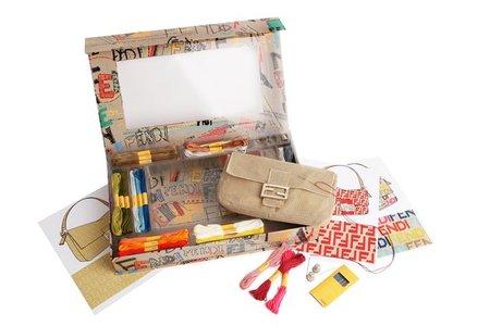 Diseña tu propio bolso Fendi