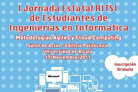 Jornada para estudiantes de Ingeniería Informática en la Universidad de Alcalá