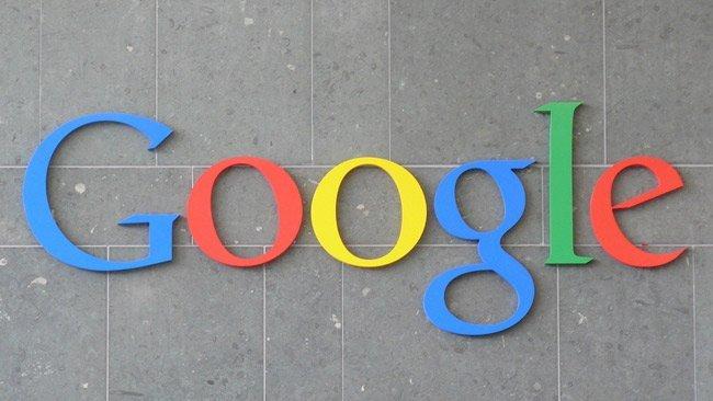 google logo edificio