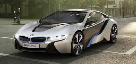 Conoceremos la versión final del BMW i8 en el Salón de Fráncfort