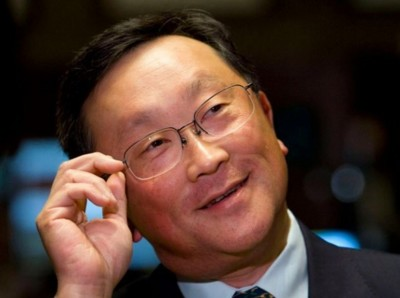 """John Chen, CEO de BlackBerry: """"Creo que podemos tener éxito"""""""