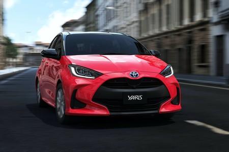 Toyota Yaris 2020 Jp 4