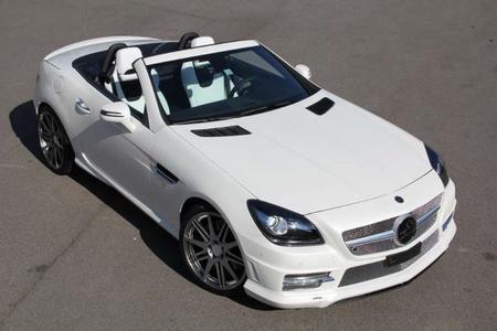 Mercedes-Benz SLK R172 por Carlsson