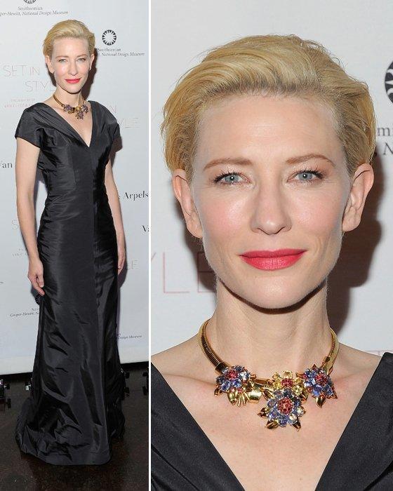 Cate Blanchett Balenciaga