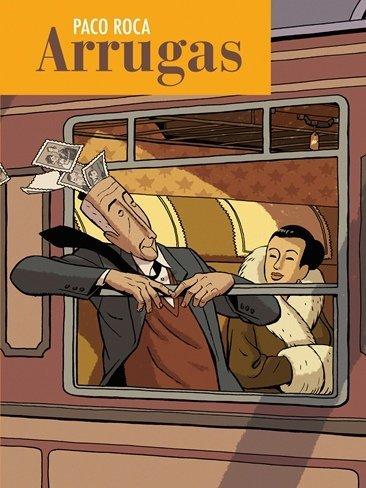 'Arrugas', la película basada en el cómic, candidata a los Goya