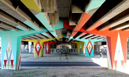 El Puente De Colores Boa Mistura 3