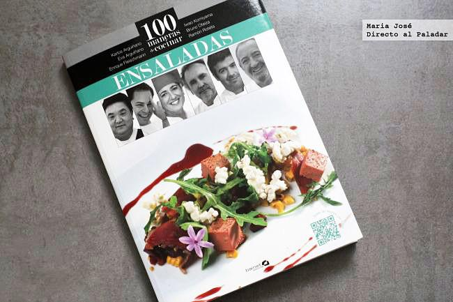 100 maneras de cocinar ensaladas libro de recetas - 100 maneras de cocinar pasta ...