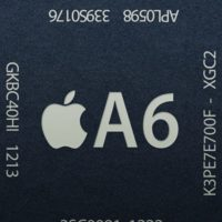 Apple A6, el procesador del iPhone 5