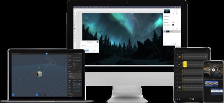Sumo: un suite de apps creativas para editar imagen, audio y gráficos 3D desde el navegador y completamente gratis