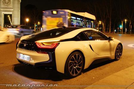 BMW i8 Prueba 31