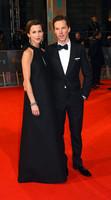 Sophie Hunter Benedict Cumberbatch Bafta 2015 1
