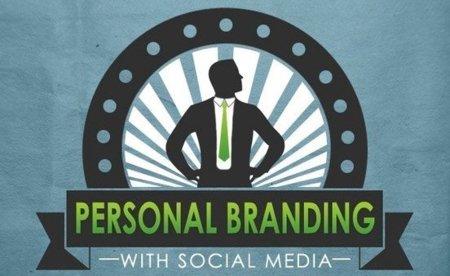 Branding personal con los medios sociales, la infografía de la semana