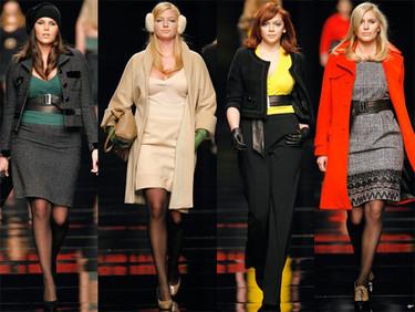 Elena Miró en la Semana de la Moda de Milán Otoño-Invierno 2006/2007
