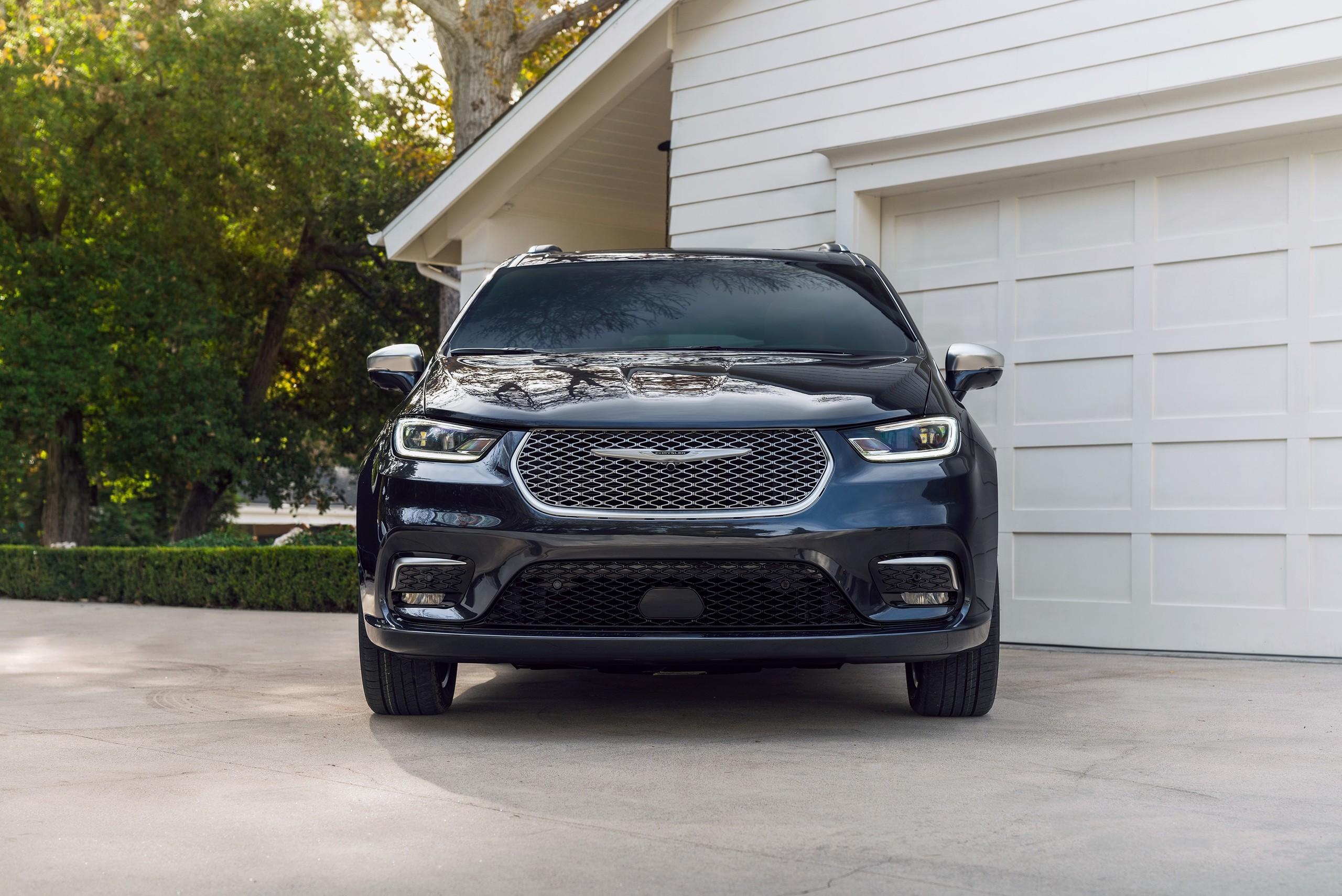 Foto de Chrysler Pacifica 2021 (1/13)