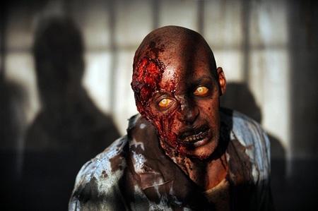 Un zombi de