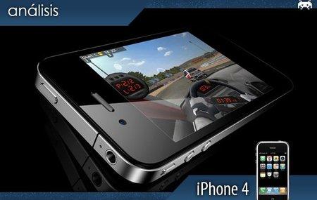 iPhone 4 como consola portátil, parte I. Análisis