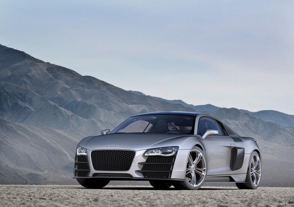 Foto de Audi R8 V12 TDI Concept (1/13)