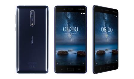El Nokia 8 ya se puede reservar en España a 599 euros