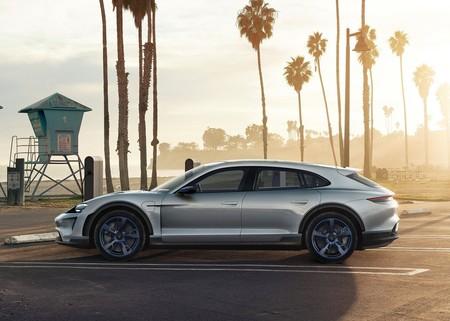 Porsche Mission E Cross Turismo Concept 2018 1600 16