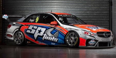 Los V8 Supercars de Holden, Ford y Mercedes se destapan